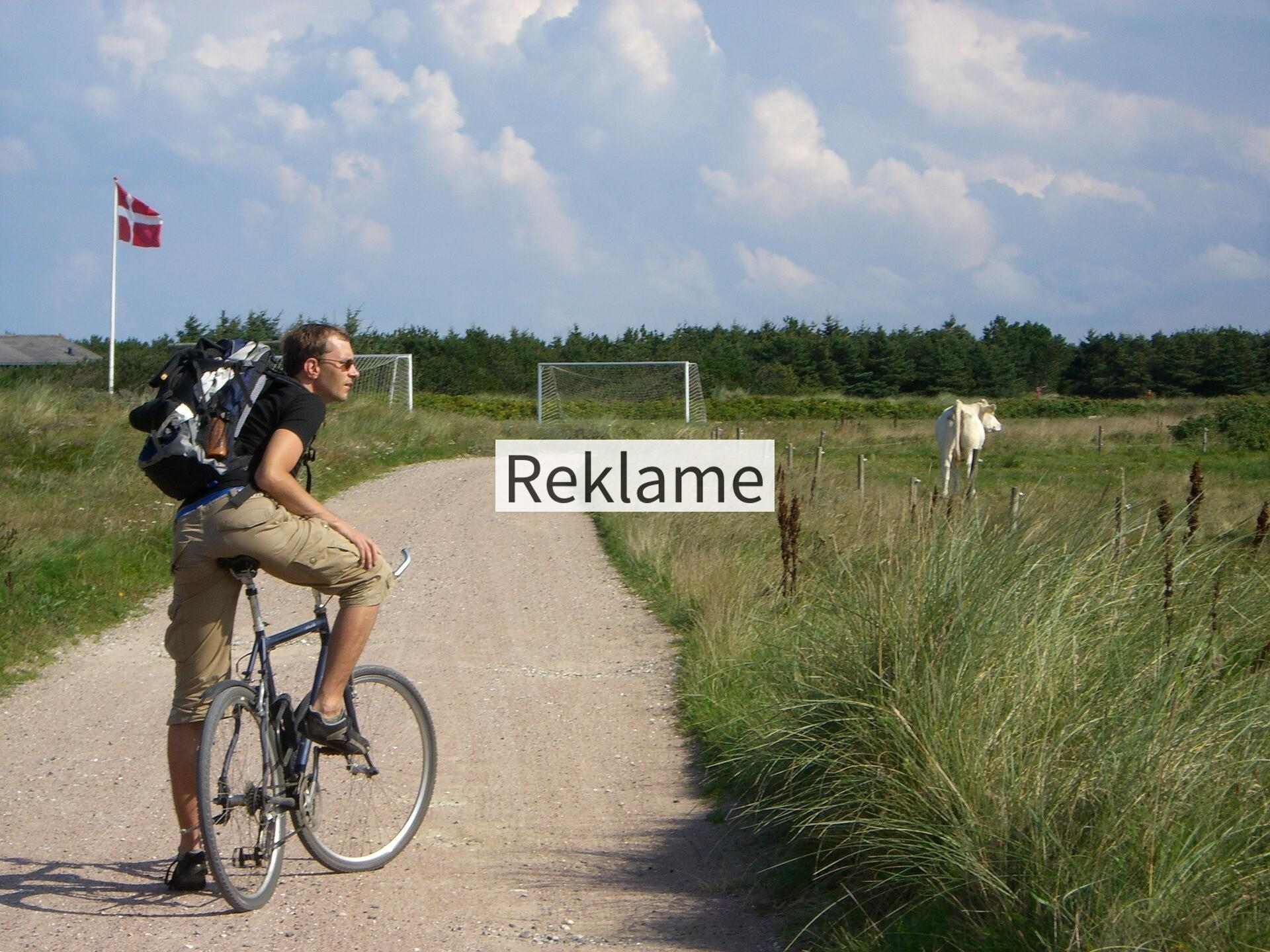 Cykelferie og familiehygge
