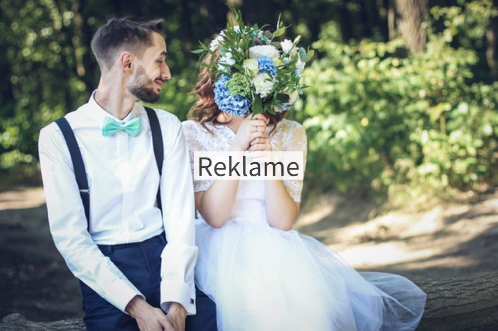 Sådan kan I holde det perfekte bryllup hjemme