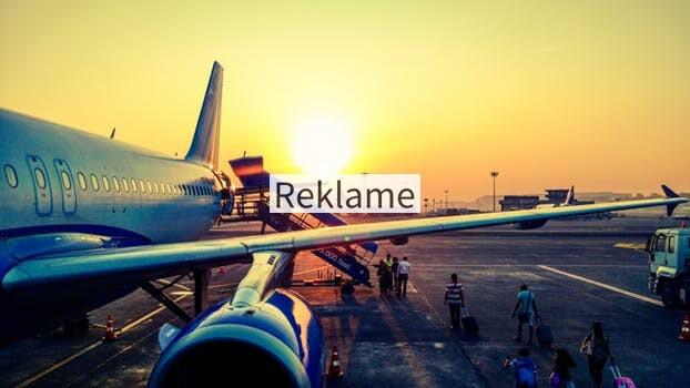 Få erstatning hvis dit fly er forsinket