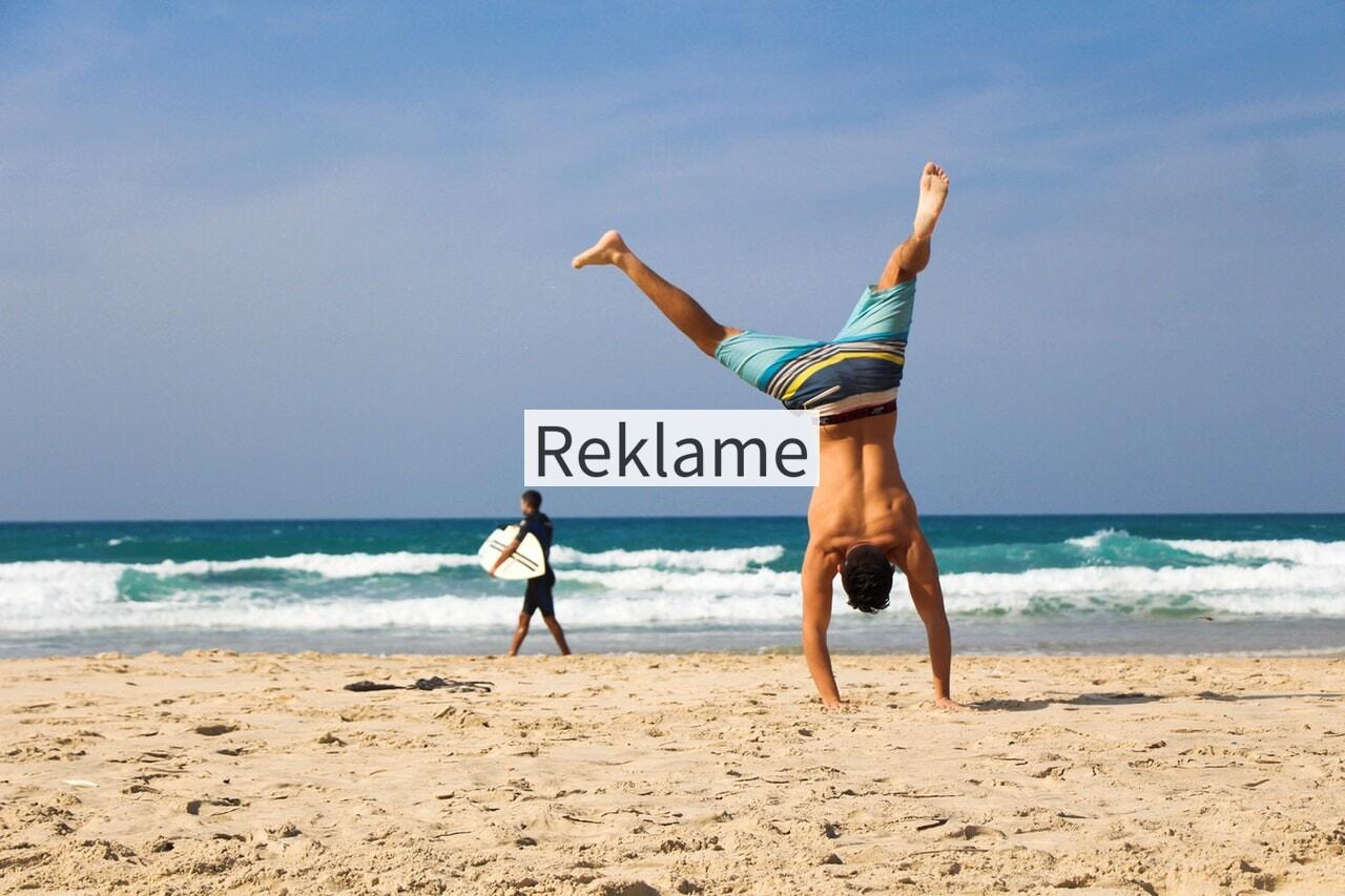 Gratis aktiviteter i Danmark for mænd sommeren 2018